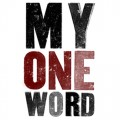my one word pic